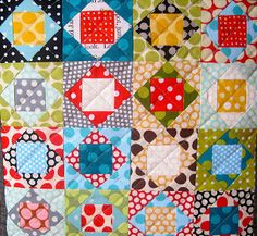 the pattern is good to use with the Malka and Marcia fabrics