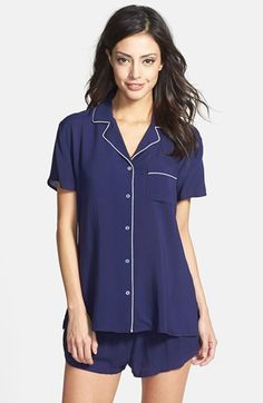 Splendid 'Classic' Short Pajamas available at #Nordstrom