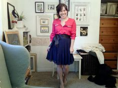 Domestic Fashionista: Fashionista Friday