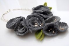 FELTED JEWELARY