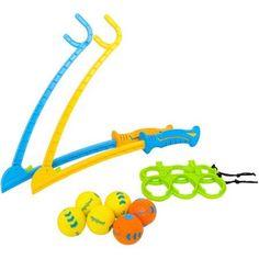 OgoSport Aero Zipp Set, Multicolor