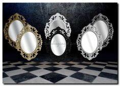 Barok Spiegel Ovaal : 41 beste afbeeldingen van ronde spiegel ovale spiegel houses