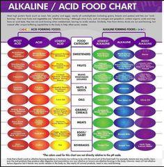 alkaline vs. acid body