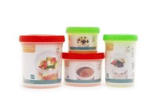 Lock&Lock containers from the Kilo Solution by Starfrit line - Contenants Lock&Lock de la gamme Kilo Solution par Starfrit Quality Kitchens, Solution, Make It Simple, Container, Blog, Salads, Recipes, Blogging