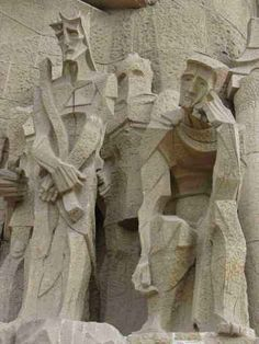 Barcelona Español, Pictures of Sagrada Familia