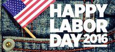 Celebrating U.S. Labor Day Weekend | 2016