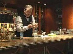 Chris McMillian Cocktails - good good!