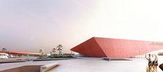 Narrowminded + BOM Propose New Central Bus Station for Marrakech,Courtesy of Narrowminded + BOM Architects