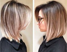 25 Medium Length Bob Haircuts   Bob Hairstyles 2015 - Short Hairstyles for Women