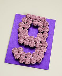 Buy Single Colour Cupcake Number Cakes at Lola's Cupcakes Lola Cupcakes, Boy Birthday, Birthday Cake, Coloured Icing, Number Cakes, Cake Ideas, Cupcake Cakes, Cake Decorating, Cupcake
