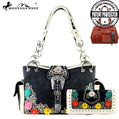 HW-MW334G-8085 Montana West Buckle Concealed Carry Set-Grey $69.99 #Womens #ConcealedCarryPurses #MontanaWest #unspokenfashion #fashion #onlineshopping #boutique #stylish #trending #clothing #shoes #handbags #corsets #costumes