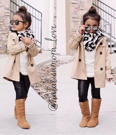 Toddler girl fall/winter outfit @KortenStEiN