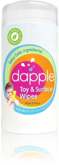 Dapple Natural Toy Organic Cleaning Products, Natural Toys, Spring Cleaning, Cleaning Wipes, Plant Based, Surface