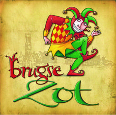 Brugse Zot, best to drink it cold while in Brugse, Belgium!