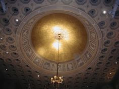 plaster ceiling and ornaments