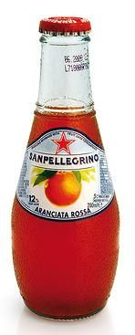 San Pellegrino Blood Orange Soda Water