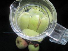 Hamburg kocht!: Infused Water: Apfel und Zimt