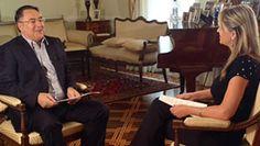 Entrevista – Com a Palavra o Governador Raimundo Colombo(vídeo)  Retrospectiva, ações para 2014 e viagem aos EUA são destaques do 'Com a Palavra'