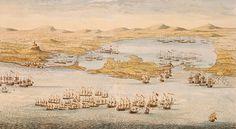 El sitio de Cartagena de Indias