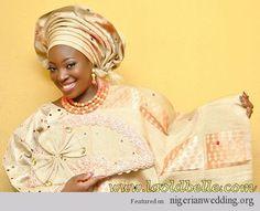 Ayomipo & Oladiran Traditional Wedding Pictures