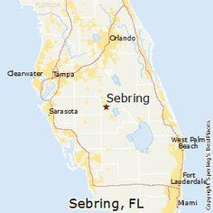 36 Best Sebring florida images