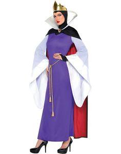 Adult Evil Queen Costume - Snow White u0026 the Seven Dwarfs  sc 1 st  Pinterest & DIY Halloween : DIY Evil Queen Cape | DIY Halloween | Pinterest ...