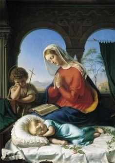 sagrada familia-1858-gerhardt wilhelm von reutern (1794-1865)