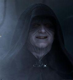 Star Wars emperor Darth Sidious