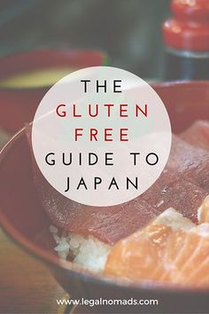 I wanted to share this post about eating as a celiac in Japan because it was one of the hardest countries I've travelled to while needing to avoid gluten. In the post, I've included the kanji (characters) for wheat, barley, and rye, as well as foods celi Key Lime Pie, Sin Gluten, Tarte Vegan, Gluten Free Restaurants, Dessert, Gluten Free Recipes, Gluten Free Japanese Recipes, Fodmap Recipes, Food Items