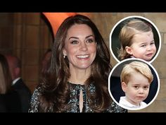 Kate Middleton opens up about Prince George and Princess Charlotte