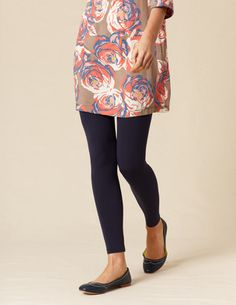 Leggings - wear with the tunic on the plane for comfort.