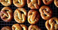 Y de postre... receta para unos deliciosos pretzels suaves