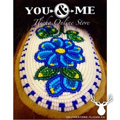 You & Me! #Tlicho #moccasins -> http://onlinestore.tlicho.ca/collections/moccasins
