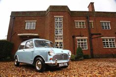 1959 Austin Seven Mini.