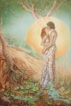 The Love Story of Lizabet and Rick and the Key to Freedom Twin Flame Love, Twin Flames, Twin Souls, Tantra, Illustrations, True Love, Shiva Shakti, Love Story, Twins