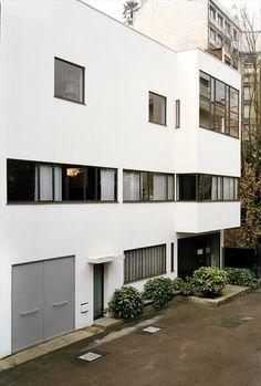Fondation Le Corbusier - Maison La Roche - Visites de la Maison La Roche