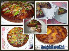 ★Sevinç YİĞİT ARABACI ★  Şeftalili alt-üst kek ( üstelik #kinoali ) #Qinoa #Peach upside down #cake #yummy #delicious #SevincinLezzetDefteri #SevincYigitArabaci #food #taste #recipes #desserts #sweets