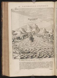 From Description des Indes Occidentales, qu'on appelle ajourdhuy le Nouveau Monde · Herrera y Tordesillas, Antonio de, -1625 · anno MDCXXII. [1622] Avec privilege · Albert and Shirley Small Special Collections Library, University of Virginia.