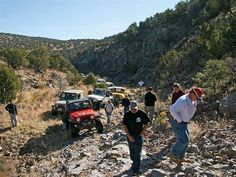 Jeep Trails to Check Out in New Mexico - Tank Trap