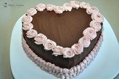 Blat umed de vanilie — Alina's Cuisine Cake Decorating, Birthday Cake, Sweet, Desserts, Croissant, Food, Album, Decoration, Caramel Mud Cake