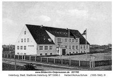 Insterburg, Herbert-Norkus-Schule