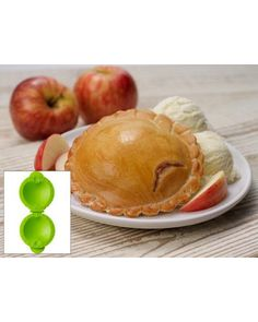 Make petite pies in a snap with this mini pie mold! Get it here:http://www.bhg.com/shop/tovolo-apple-5-25x6-5x2-2-in-petite-pie-mold-by-tovolo-p4fcf3afd82a75e55845224c1.html