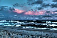Beach sunset [3456x2304] [OC]
