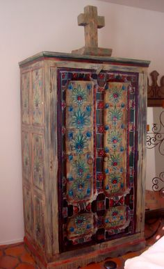 Heavy Mexican Armoire