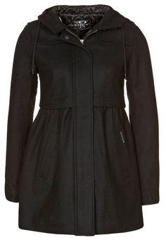 Ezekiel - SARA - Płaszcz wełniany /Płaszcz klasyczny - czarny
