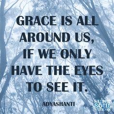 Adyashanti Quote on Grace