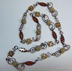 Personalisierte anfängliche Halskette С, Monogramm Brautjungfer ...