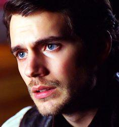 Henry Cavill. Those eyes make me melt