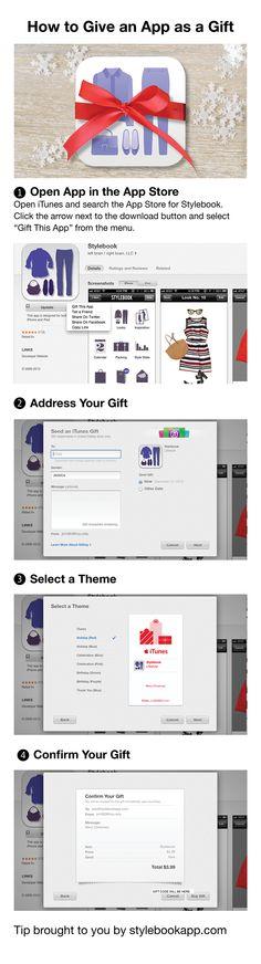 Give Stylebook Closet Organizer App   The Best Stocking Stuffer