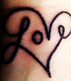 Charming short love quote tattoos hot short love quote tattoos for